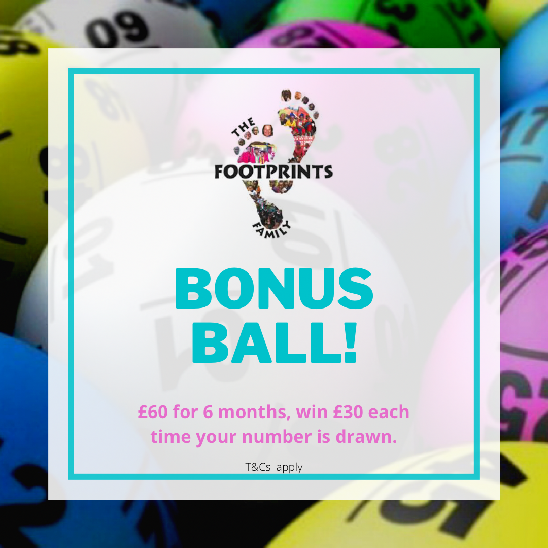 Footprints Bonus Ball - 2nd January 2021