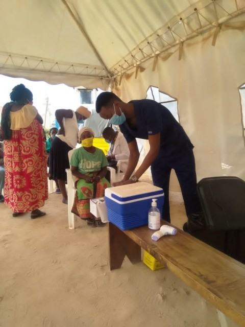 Footprints helps the community get COVID vaccines
