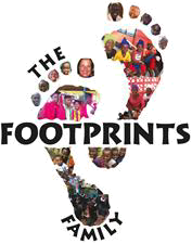 The Footprints Family Logo