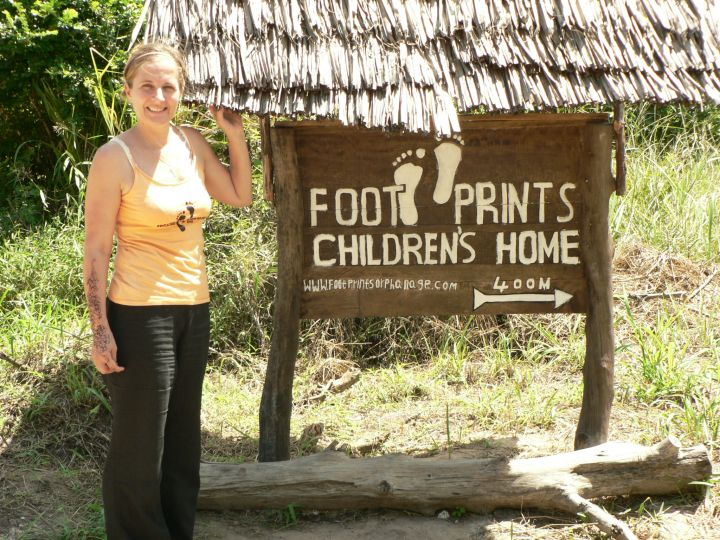 Kerry Founder Footprints Family Kenya